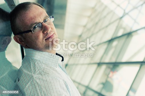 istock portrait of a handsome 35 years old man 480566958