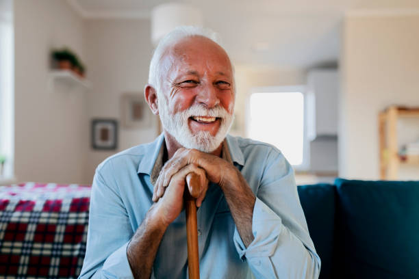 Portrait of a happy senior man sitting and holding his walking stick picture id1183998067?b=1&k=6&m=1183998067&s=612x612&w=0&h=df0sru5ebjiu dhic8ia8x7c7jkifbbkw7rdkkxkmhi=