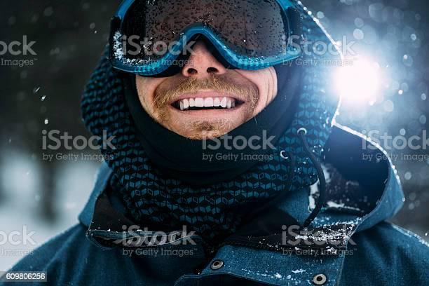 Portrait of a happy snowboarder picture id609806256?b=1&k=6&m=609806256&s=612x612&h=ihrajh0wlb1mrlgg5ansgjpqe lrwubm n0kkbsdisy=