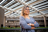istock Portrait of a Hispanic businesswoman 1272483802