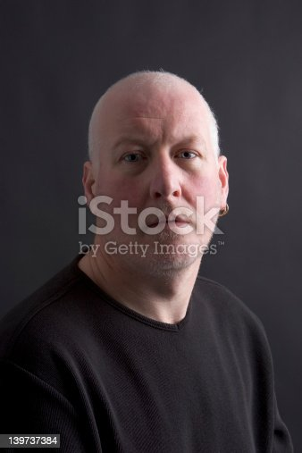 istock Portrait of a Man 139737384