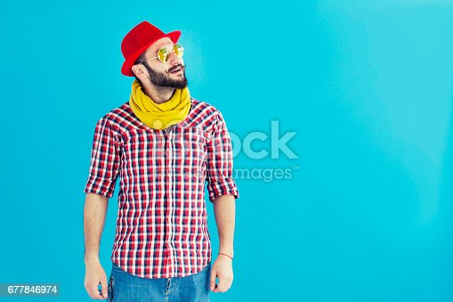 istock Portrait of a man 677846974