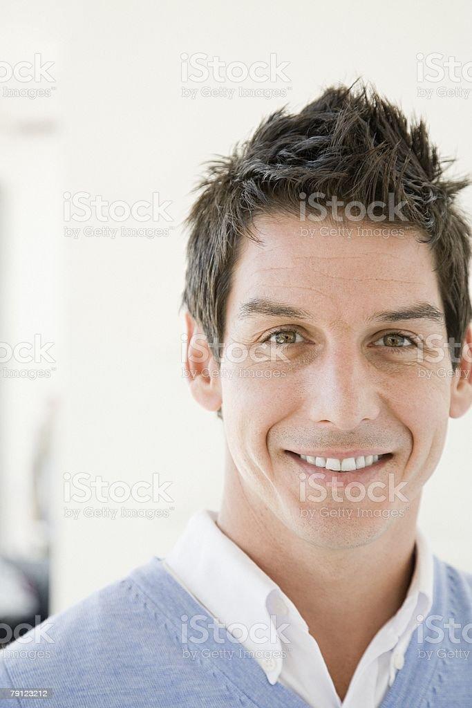 Portrait of a man 免版稅 stock photo