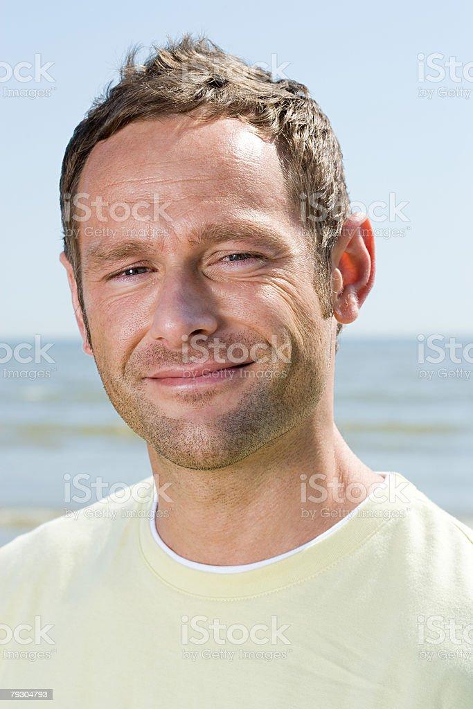 남자 인물 사진 royalty-free 스톡 사진