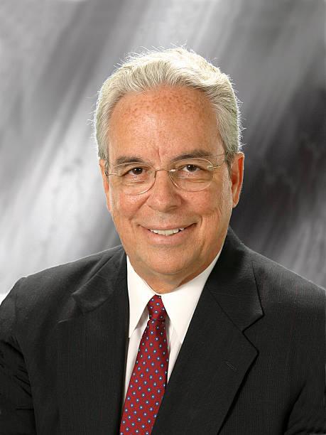 Portrait of a mature executive Businessman stock photo