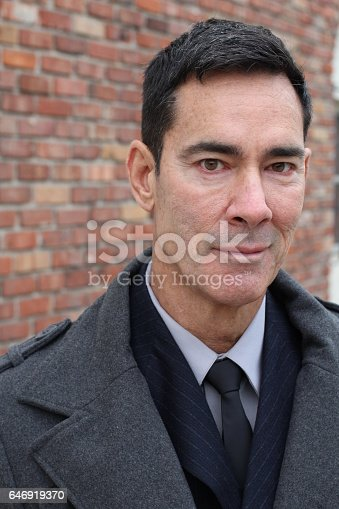 825083248istockphoto Portrait Of A Mature Man Smiling 646919370
