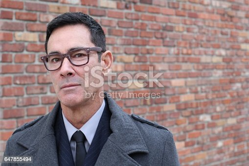 825083248istockphoto Portrait Of A Mature Man Smiling 647855494