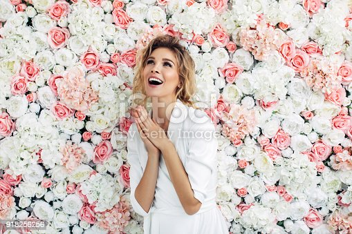 istock Portrait of a nice looking woman 918256256