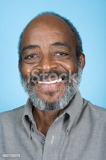 istock Portrait of a senior adult man 532725073