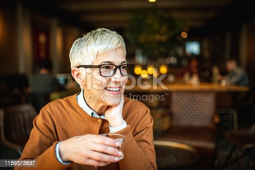 1044149594 istock photo Portrait of a smiling senior woman 1159373837