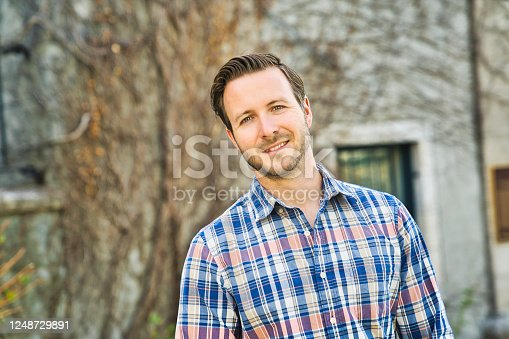 istock portrait of a trendy young man in the city 1248729891