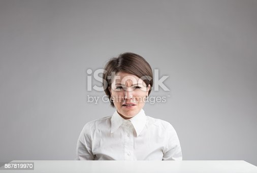 istock portrait of a very sad woman 867819970