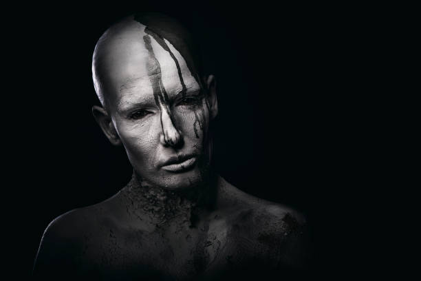 Portrait d'un homme blanc - Photo