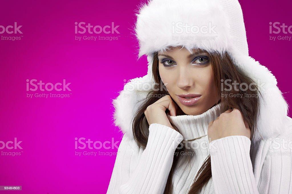 인물 사진 겨울맞이 여성 패션, 판타지 - 로열티 프리 겨울 스톡 사진