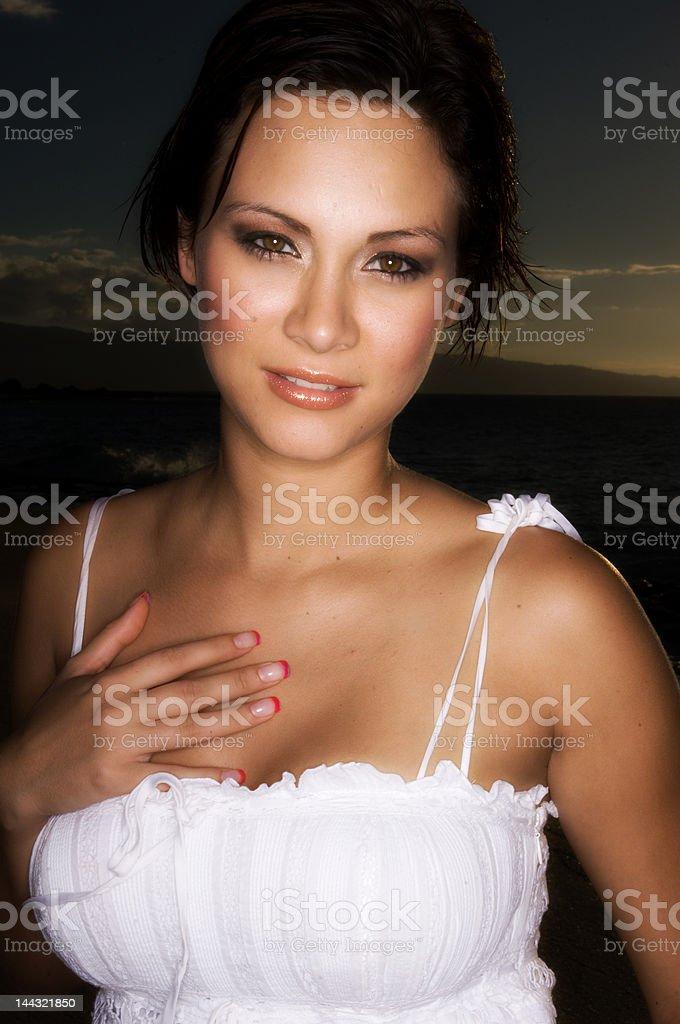 Porträt einer Frau – Foto