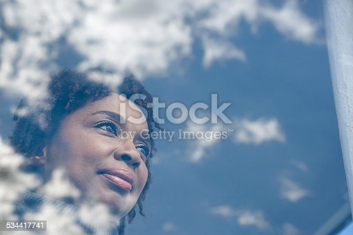 istock Portrait of a woman 534417741