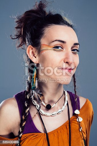 538776615istockphoto Portrait of a youn girl 535400469