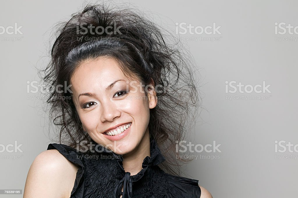 Portrait of a young woman 免版稅 stock photo
