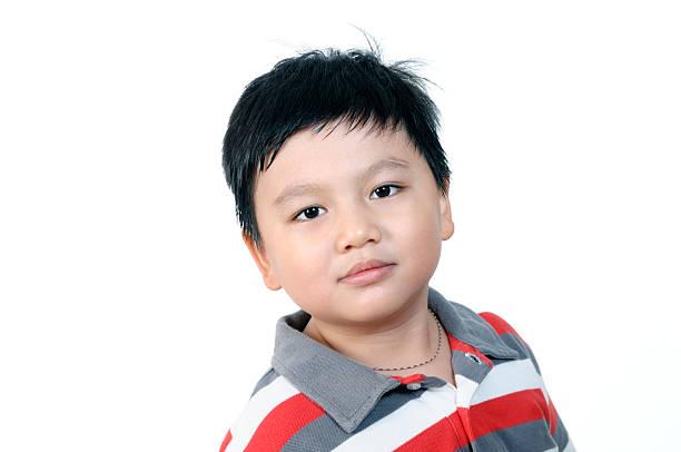 Porträt eines süßen Jungen – Foto