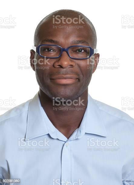 Portrait of an african american man with glasses picture id502581380?b=1&k=6&m=502581380&s=612x612&h=yvtbfj8tilr25wfiiynja6ojprcyfa5xzdfoz7ns5ms=