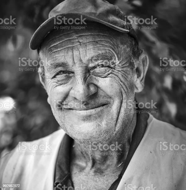 Portrait of an elderly smiling man picture id992952572?b=1&k=6&m=992952572&s=612x612&h=ve4ahxjb5glfp06kr2oi9qspccrm kgzoiwkhcvpyca=