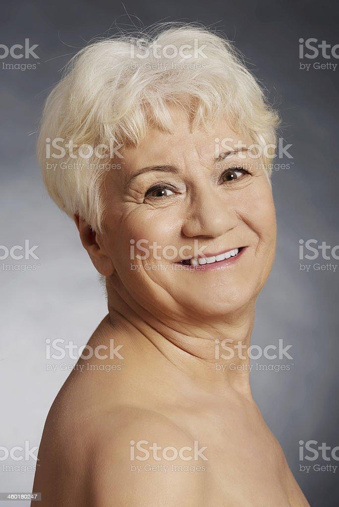 Fotografia di donna vecchia nude photo 43