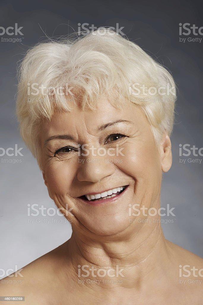 Fotografia di donna vecchia nude photo 81
