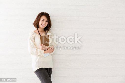 istock portrait of asian businesswoman in office 867955878