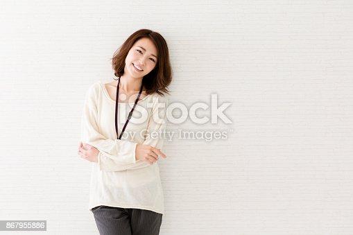 istock portrait of asian businesswoman in office 867955886