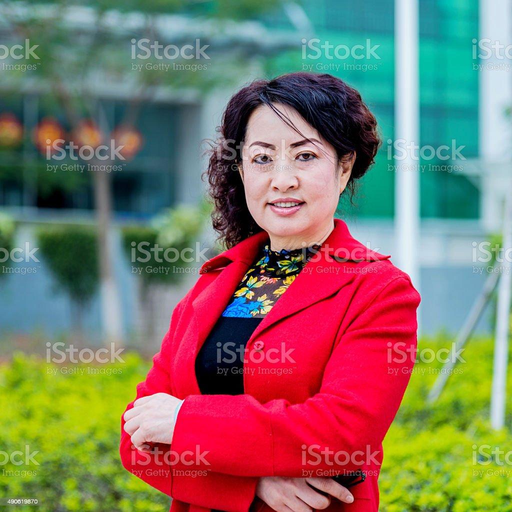 Asian mature pic