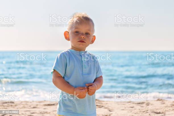 Portrait of astonished little blonde boy on beach picture id816243860?b=1&k=6&m=816243860&s=612x612&h=oyo3utbd8wga7rsksrqffnx97 2 1xxa9njm6i38zju=