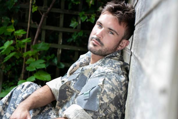 Nude military Military Men