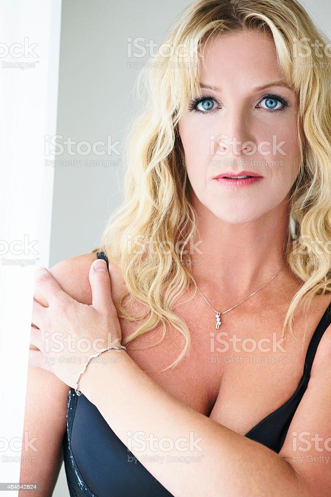 Ses seins autour de ma bite
