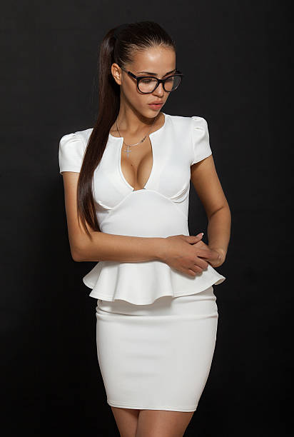 Sexy Business Woman Stock Photos, Pictures & Royalty-Free
