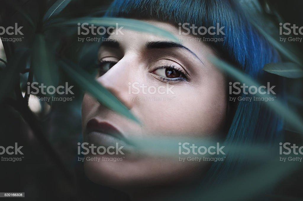 Portrait de Belle femme - Photo
