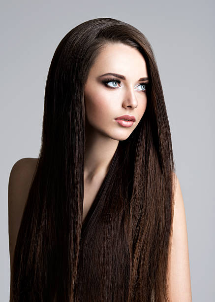 Best Straight Hair Stock Photos, Pictures & Royalty-Free ...