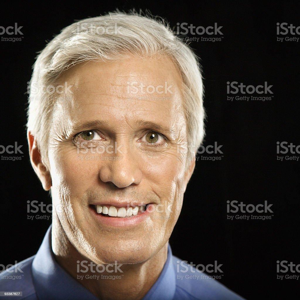 Portrait of businessman. royalty-free stock photo