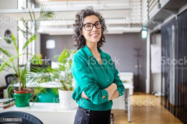Portrait of confident mature businesswoman in office picture id1150572074?b=1&k=6&m=1150572074&s=612x612&h=yx7 8mir oi9rekvewhzqvvragzqvfqvxna hgkt lo=