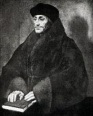Portrait of Erasmus von Rotterdam, 1466-1536