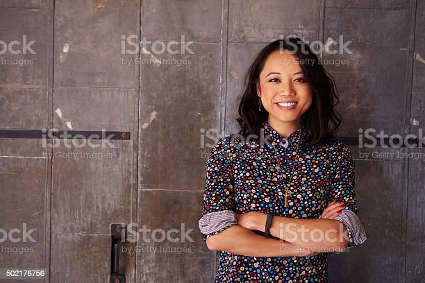Portrait of female designer standing in modern office picture id502176756?b=1&k=6&m=502176756&s=612x612&h=1wl8n8hlf8jy5v7zq04gm3xq3lz vkp2c1jueio9reg=