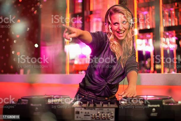 Portrait of female dj picture id171083615?b=1&k=6&m=171083615&s=612x612&h=i9uhzxrwri58p 3b2wtsoh ykuxvmgflihop0rae 5e=