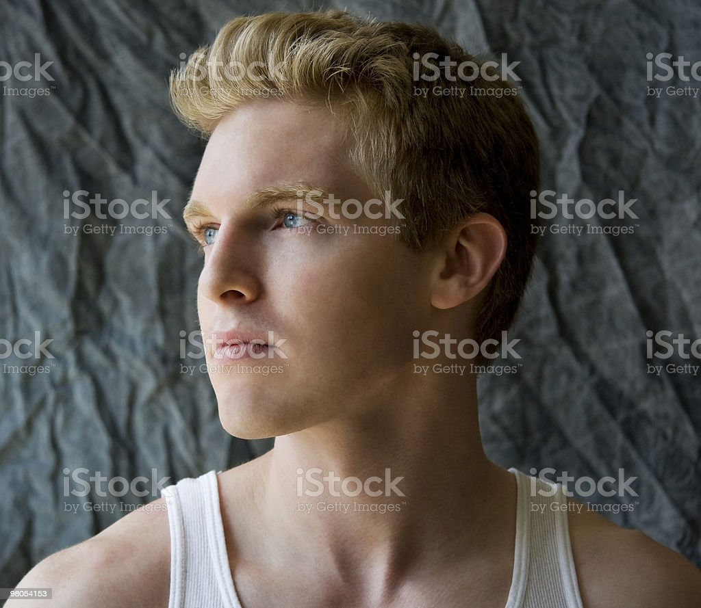 Portrait of Fitness Trainer royalty-free stock photo