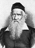 Portrait of Friedrich Ludwig Jahn,  german teacher, 1778-1852, Turnvater Jahn