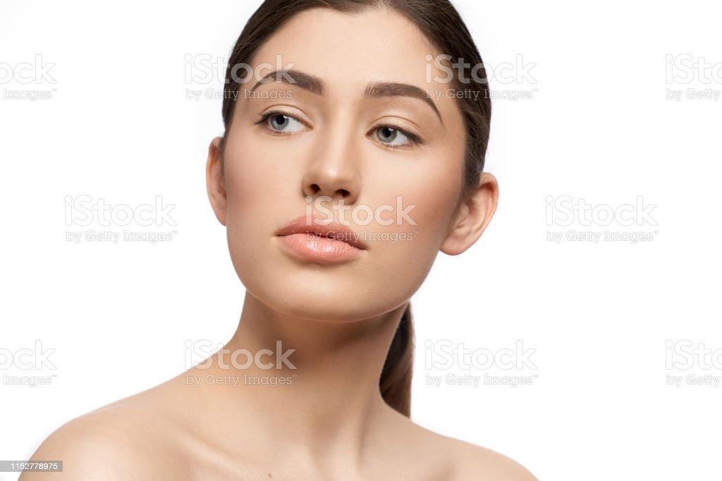 Diversity. Women Beauty Portrait. Multi-Ethnic Models