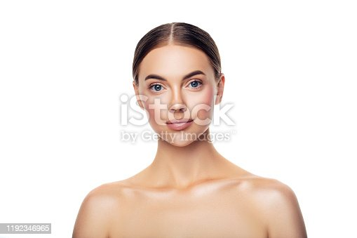 1051999102 istock photo Portrait of gorgeous young woman 1192346965