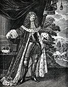 Portrait of Gustav Wilhelm, the great elector of Brandenburg, 1620-1688