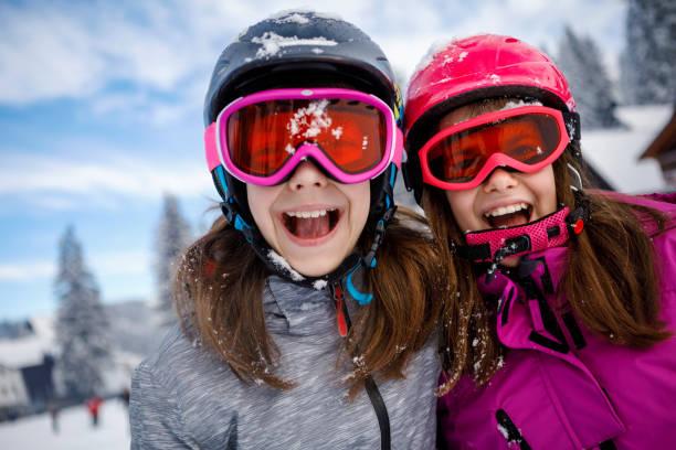 Portrait of happy little skiers on winter holiday picture id917587490?b=1&k=6&m=917587490&s=612x612&w=0&h=9cihrbi3188qqinl89el5g05e1tinnwis olt2fvgoc=