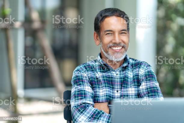 Portrait of happy mature man with white grey stylish short beard at picture id1089952014?b=1&k=6&m=1089952014&s=612x612&h=19hbu3uoxlfzuvtpfyat ripzluvg8h3gyspvh3m21w=