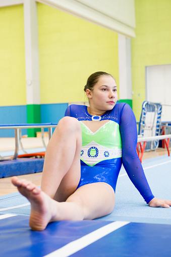 Teen gymnast hot 25 Worst
