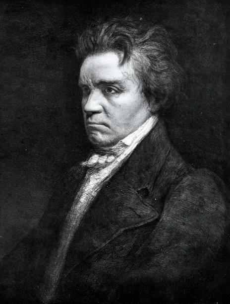 Porträt von Ludwig van Beethoven – Foto